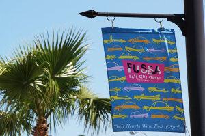 FUSSA BASE SIDE STREET