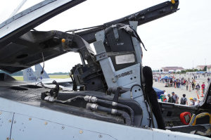 A-10操縦席