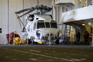 いずも・SH-60